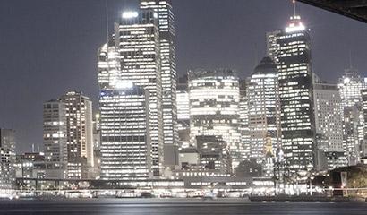 Sydney City scape