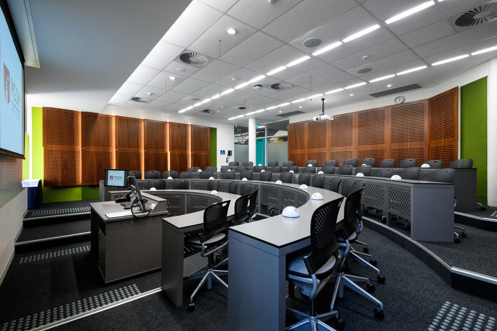 Executive Centre facilities